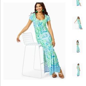 NWT Lily Pulitzer Wynne maxi dress